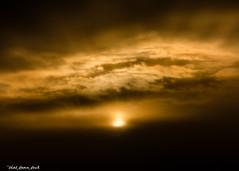 The Magical Sunset (that_damn_duck) Tags: sunset nature clouds unitedstates sundown southcarolina