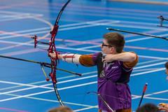 20160305-_AJ_5710 (David J Richardson) Tags: blue team university champs british archery championships 2016 butc
