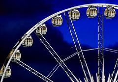 Brighton Ferris Wheel And Seagull (grahambrown1965) Tags: seagulls bird birds wheel sussex brighton pentax hove wildlife seagull sigma ferris east ferriswheel solarization eastsussex brightonandhove solarisation justpentax 150500mm wheelofexcellence sigma150500mm pentaxart brightonwheel pentaxk3ii k3ii ricohimagingcompanyltdpentaxk3ii