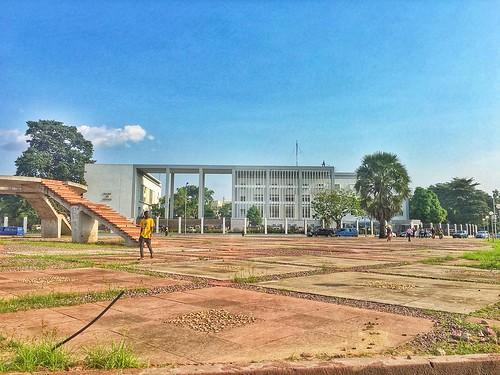 Palais de Justice #kinshasa #drc #africa #visitafrica #visiterlafrique