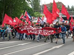 DSCN0866 (kbj102) Tags: germany protest police summit warming rostock global g8 anticapitalism anticapitalist heiligendamm