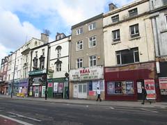 Lime Street demolition area (Jigsaw2020) Tags: limestreet limestreetliverpoolthefuturistcinemaliverpoolpubs
