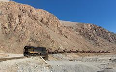 Red rocks (david_gubler) Tags: chile train railway llanta potrerillos ferronor