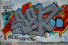 graffiti amsterdam (wojofoto) Tags: holland amsterdam graffiti nederland netherland sensi flevopark amsterdamsebrug wolfgangjosten wojofoto