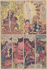 Thor 297 / page 26 (micky the pixel) Tags: comics comic dwarf sword thor marvel sigurd valhalla siegfried zwerg heft schwert themightythor niflheim keithpollard chicstone theringofpower theswordofsiegfried