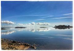 Lake Vnern, 10th of April 2016 (Anders Hjertn) Tags: sweden vnern suecia vrmland sffle vrmlandsns flickrtravelaward