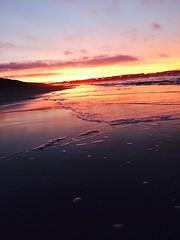 East Strand Portrush (Gillian-Anderson) Tags: ireland sunset beach strand coast no north eat filter northern portrush