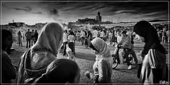 Marrakech-Djemaa el Fna (hejos54) Tags: marrakech marokko djemaaelfna ef70300mm f456lisusm