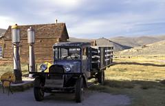 foto19801 (Archigraphie Steffen Vogt) Tags: auto california sunset usa car lorry ghosttown oldtimer bodie amerika goldrush fahrzeug kalifornien lkw goldrausch