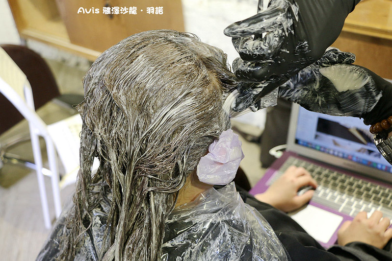 AVIS HAIR SALON 天母店136
