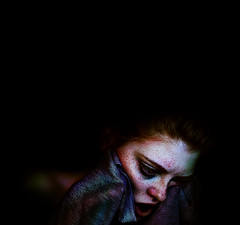 dr i p (Alice Constance) Tags: london weird creepy portraiture depression creep ptsd aliceconstancemorleyphotography