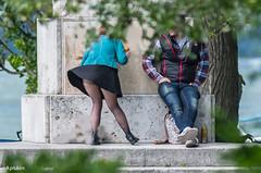 spring time (captain.gbz) Tags: woman sex legs pantyhose nylon