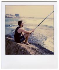 Outlook (Asaf Sagi) Tags: sea people guy beach outdoors israel telaviv outdoor