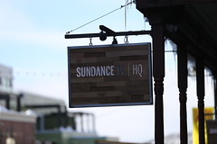 Sundance Sign Frozen