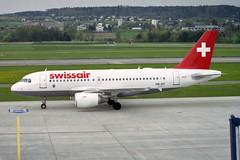 Swissair Airbus A319-112 HB-IPT