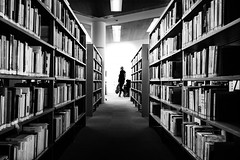 16/52 Library shelves [explored] (eric_marchand_35) Tags: france library bretagne rennes bibliotheque champslibres 52weeksthe2016edition week162016 weekstartingfridayapril152016