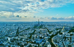 Paris - View from Tour Montparnasse (infp69 Photography) Tags: paris france samsungnx10