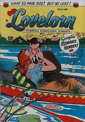 Lovelorn 14 (Michael Vance1) Tags: woman man art love comics artist marriage romance lovers dating comicbooks relationships cartoonist anthology silverage