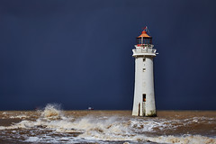 Stormy Perch Rock 2 (another_scotsman) Tags: lighthouse seascape stormy newbrighton perchrock