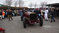 Isotta Fraschini Fiat 1905, Selwyn Francis Edge Trophy, 74th Members' Meeting (14) (f1jherbert) Tags: sony meeting motor alpha circuit goodwood 65 members 74th a65