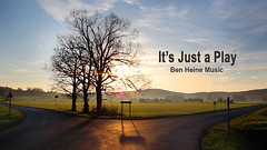 It's Just a Play - Ben Heine Music (Ben Heine) Tags: road morning trees sunset sky sun green nature colors beauty chorus sunrise landscape drums countryside lyrics poetry poem peace village belgium belgique bass song path djembe clip arbres beaut harmony sing singer positive wakeup paroles chemin nexus ableton chanson matin abletonlive youtube benheine positiveness soundcloud benheinemusic itsjustaplay