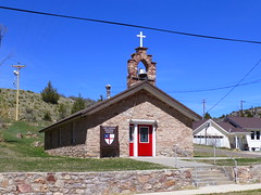 Hartville, WY Our Savior Episcopal Church (army.arch) Tags: church stone wyoming wy hartville