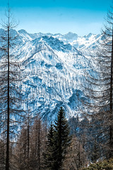 winter landscape (lotti roberto) Tags: wood trees mountain snow mountains tree alberi neve fujifilm alpi bosco valdaosta ciaspole champorcher xt10