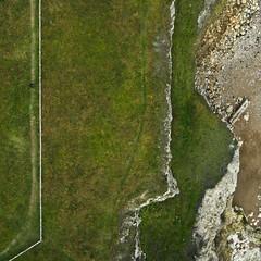 Straight down. (dave redux) Tags: sea kite rocks kap blast seaham countydurham nosespoint chemicalbeach