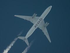 Qatar Airways Airbus A350 XWB A7-ALC (Mike (Radiostationx)) Tags: airbus qatar qatarairways avgeek xwb a350xwb a350900 a7alc qtr743