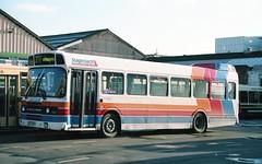 EKY 25V (markkirk85) Tags: new bus buses east national 25 chesterfield stagecoach leyland midlands eky 25v 71980 eky25v
