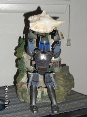 After Dinner Shell Lifting (cjacobs53) Tags: actionfigure star starwars action bobafett boba wars annual jacobs hunt scavenger yearly jacobsusa 116picturesin2016