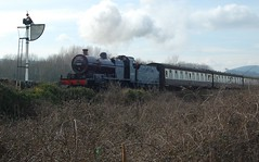 53809 Blue Anchor 12.3.16#2 (Bill Pugsley) Tags: mar12 53809 20160312