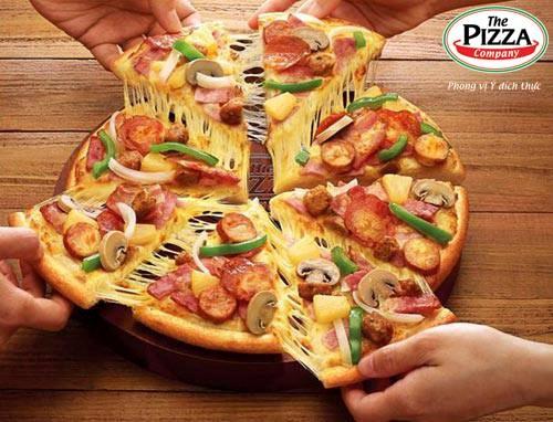 The Pizza Company mua 1 tặng 1