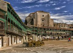 Chinchn (mArregui) Tags: madrid plaza arquitectura nikon mayor pueblo ciudad plazamayor chinchn airelibre wwwarreguimeluscom marregui