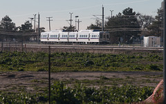 RTD train at Chambers Road (Michael Karlik) Tags: railroad car electric train colorado cab denver commuter emu passenger hyundai rotem rtd
