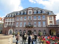 2016-032217 (bubbahop) Tags: germany cityhall heidelberg rathaus gct 2016 grandcircle europetrip33