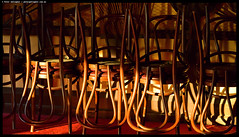Bentwood chairs, late afternoon (Peter_Gallagher) Tags: zeiss afternoon purple handheld archived d810 wbclub