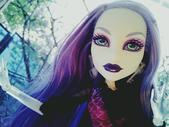 Airy Spectra (KT-Kate_and_Tanya) Tags: monster high doll dolls day picture spectra mattel vondergeist
