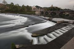 Sulle rive del Po (Matias MasMentiras) Tags: river torino italia fiume ponte nd po