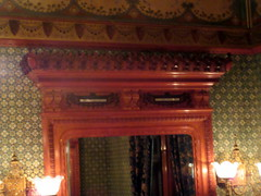 Architectural Woodwork atop Mirror in Worsham-Rockefeller Dressing Room (Autistic Reality) Tags: newyorkcity usa newyork building art museum architecture america buildings us wings interiors rooms unitedstates centralpark manhattan interior room unitedstatesofamerica wing arts landmarks landmark american dressingroom newyorkstate mansion fifthavenue artmuseum museums metropolitanmuseum themet metropolitanmuseumofart mansions fifthave themetropolitanmuseumofart artmuseums gildedage newyorkcounty dressingrooms stateofnewyork historicinteriors historicinterior worshamrockefellermansion arabellaworshammansion worshammansion worshamrockefellerdressingroom arabellaworsham