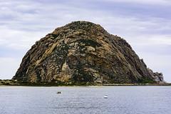 DSC_7961 (jbillings13) Tags: ocean california water rock bay harbor boat outdoor morrobay morrorock