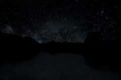 _MG_2254 (Scosanf) Tags: trip travel sky water canon reflections stars eos texas milkyway