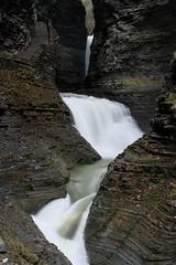 Watkins Glen State Park (Tim Devine Photography) Tags: newyork creek waterfall stream gorge watkinsglenstatepark sonyfe55mmf18zacarlzeisssonnart sonya7rii ilce7rm2