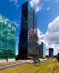 _DSC5527 (durr-architect) Tags: city glass wall facade office high carlton dam curtain rise partners almere