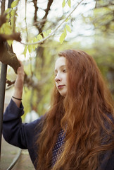 proserpine ii (M. Thurman) Tags: portrait woman film beautiful beauty analog 35mm vintage outdoors soft pretty fuji natural bokeh outdoor grain young naturallight redhead 35mmfilm portraiture innocence romantic softfocus fujifilm dreamy analogue grainy hazy canonae1 delicate youngwoman persephone greekmythology softlight preraphaelite shallowdof romanticism fujisuperia1600 filmphotography greekmyth softcolor filmisnotdead fujicolorsuperia1600