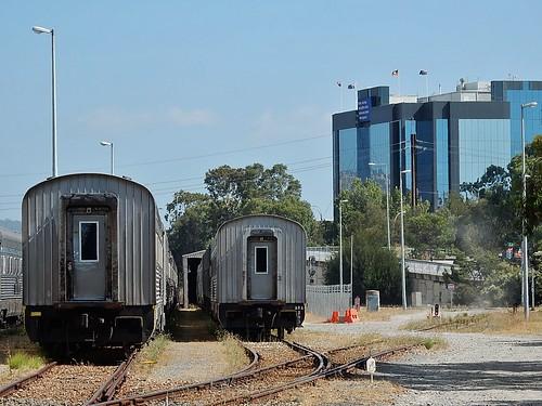 Reserve Trains