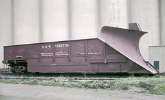 I found CNWX 199734 in Minneapolis, MN on June 8, 1964 (railfan 44) Tags: chicago northwestern