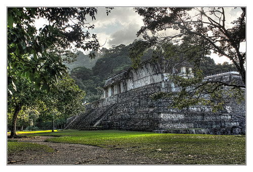 Palenque MEX - The Palace 06