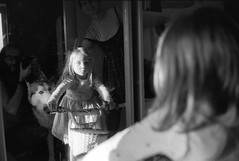 Scan-160101-0023 (Oleg Green (lost)) Tags: new blackandwhite bw dog film home 35mm children husky voigtlander year rangefinder 400 holydays rf hexar 1735 fomapan ultron