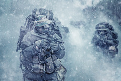Austrian special forces (zabielin) Tags: winter snow trooper fog infantry soldier army austria team war uniform gun force military smoke rifle snowstorm assault special german armor raid squad blizzard federal spec troops operator weapons nato forces ops commando austrian winterstorm jager task firearms armed bundeswehr subdivision warfare tactical recon bundesheer reconnaissance obh jagdkommando